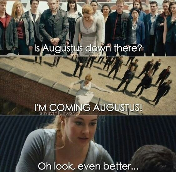 But You Won T Break Me You Ll Just Make Me Stronger Than: 25+ Best Insurgent Quotes On Pinterest