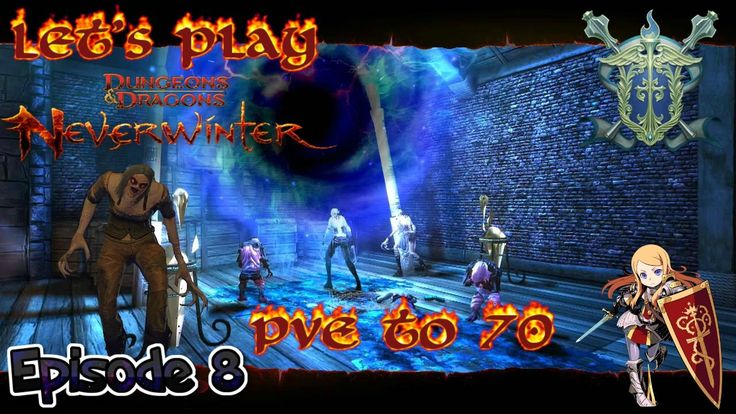 Troubled Times  - Neverwinter Xbox one paladin PvE to 70 episode 8