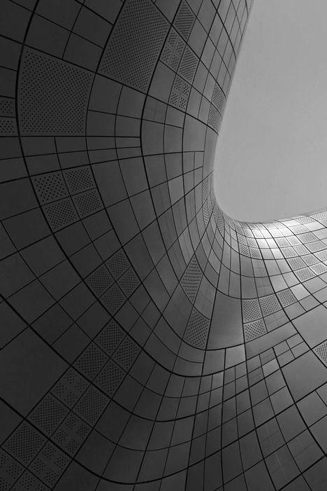 Ärkitekcher — Dongdaemun Design Plaza |Zaha Hadid Architects ...
