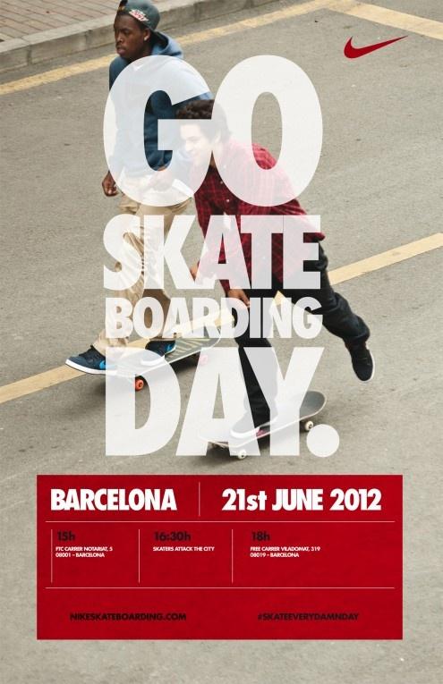 Go Skateboarding Day con Nike Sb