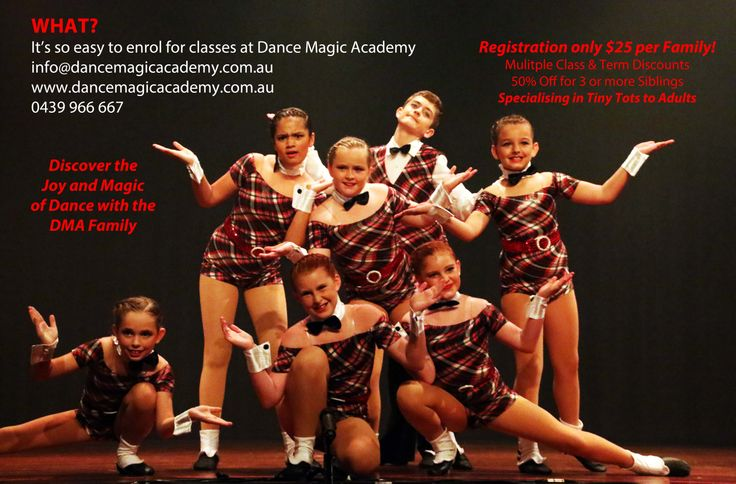 Dance Magic Academy located in Ambarvale (Campbelltown) NSW Australia, specialises in Tiny Tots from 18mths through to Adult Classes. Experience the wonderful atmosphere of a family oriented, quality and value for money activity for the whole family to enjoy.