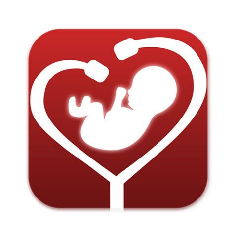 12 Must-Have Pregnancy Apps for Every Mom-To-Be: MY BABY'S BEAT: $5, iOS, and $2, Android. Best for Hearing Your Baby's Heartbeat. You don't have to wait for your next doctor's appointment to hear your baby's heartbeat. Simply lie down and hold your phone's microphone over your bump to eavesdrop on your baby anytime you want. Not sure what to listen for? The app includes sample mom and baby sounds to distinguish whose heartbeat the heart monitor is picking up. You can also save recordings so…