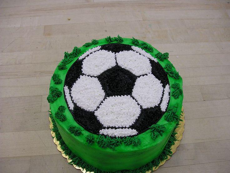 Soccer Cake Soccer Birthday Cakes Soccer Cake Soccer Ball Cake