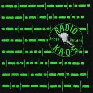 CBS Roger Waters Radio Kaos - 1987