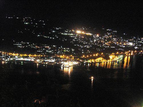Jayapura at night
