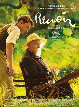 Renoir - Film Français (2012)  Réalisateur : Gilles Bourdos Avec : Michel Bouquet, Christa Theret (pin.by.@LauChansArt)