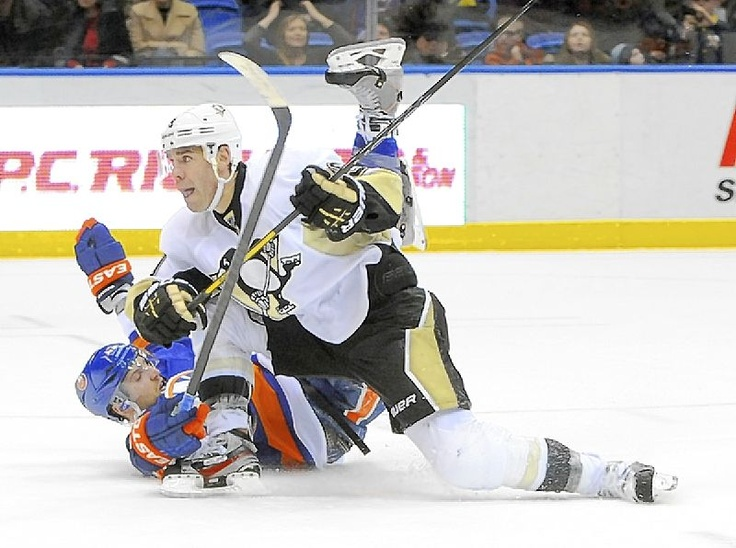 Penguins to face Islanders in first round of 2013 NHL playoffs