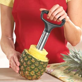 Solutions - Pineapple CorerFinal, Create Perfect, Pineapple Corer, Colors, Awesome Gadgets, Things, Awesome Gadgits, Perfect Rings, Kitchens Gadgets