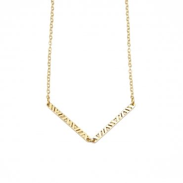 """Kenya Necklace in Gold - also available in silver- Get 25% off this necklace with code """"foxypin"""" http://www.foxyoriginals.com/Kenya-Necklace-in-Gold.html Tags: jewelry, imaginary voyage, Kenya, necklace, foxy originals"""