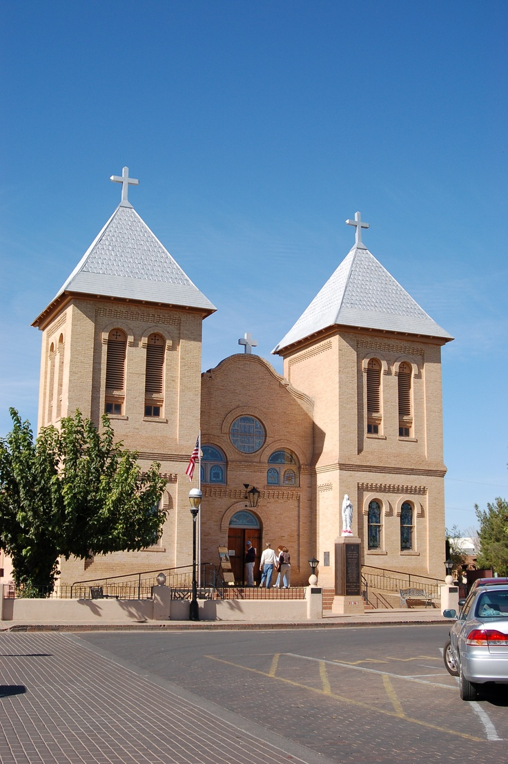 22 best new mexico churches images on pinterest cathedrals old mesilla nm church in the plaza where my parents got married biocorpaavc Gallery