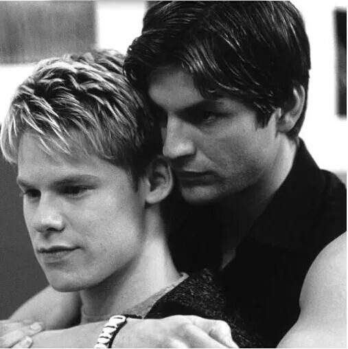 Queer as Folk, Brian & Justin