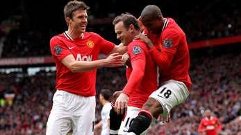 Man U 4-0 vs Aston Villa :)