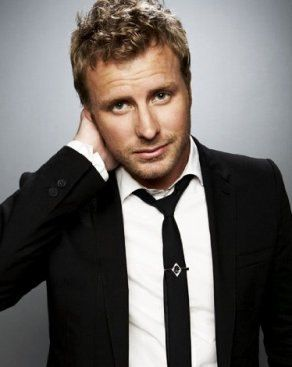 Dierks Bently - true story ... I cleaned his hotel room once. He looks really good in sweat pants and a white t-shirt.