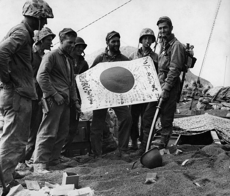 Flags Of Our Fathers Letters From Iwo Jima Essay Scholarships - image 11