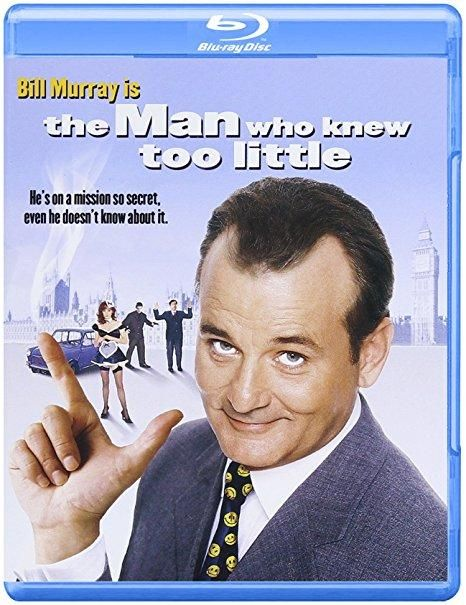 Bill Murray & Peter Gallagher - Man Who Knew Too Little, The
