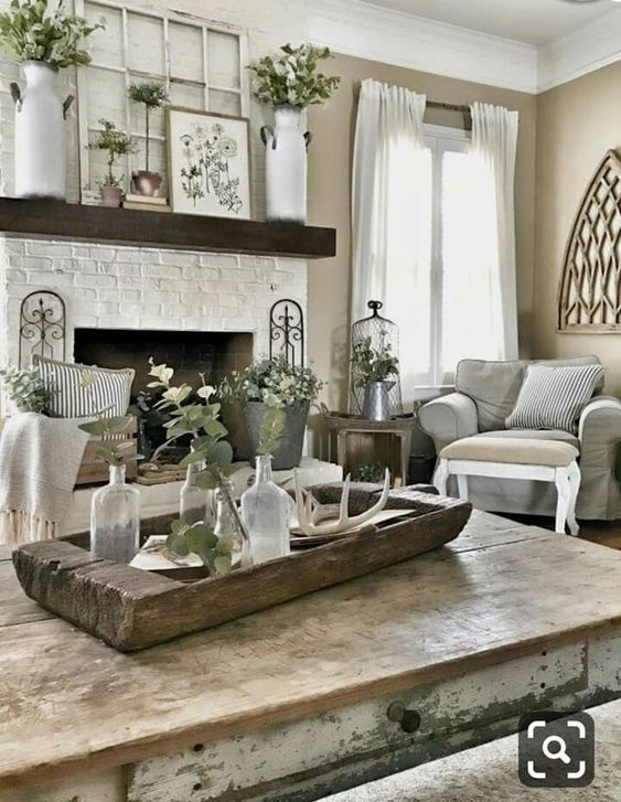 41 Fabulous Kitchen Decoration Design Ideas With Farmhouse Style