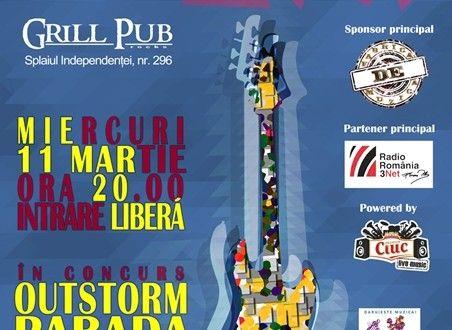 Rock Frate cu OUTSTORM, PARADA și BLITZER ! » Jurnal Rock