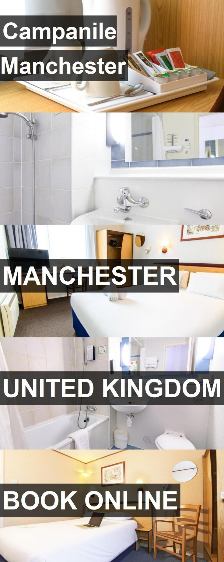 Hotel Campanile Manchester in Manchester, United Kingdom. For more information, photos, reviews and best prices please follow the link. #UnitedKingdom #Manchester #travel #vacation #hotel