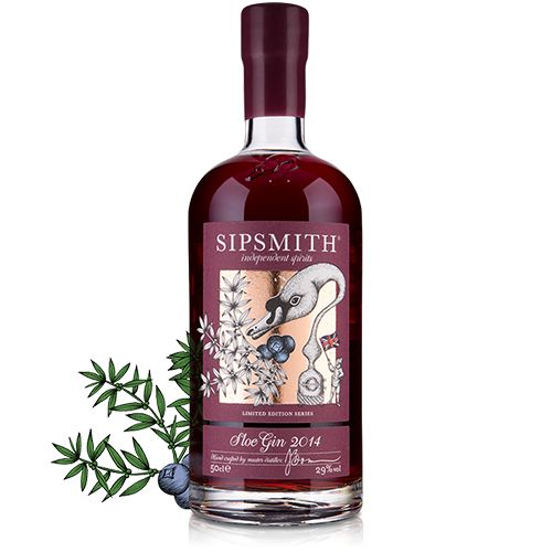 First, we distil our award-winning London Dry Gin on our copper stills. Then we leave it to rest on wild sloe berries, picked in the autumn. The result is a truly handmade sloe gin that is subtle, complex and bursting with flavour.