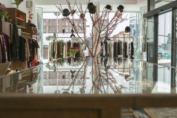 Dreizehn Shop Vintage, Selected Brands & Design, Frankfurt