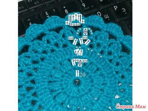 Oi amigas(os)!   Vejam que lindo esse colete que encontrei na web:                                      Gráfico das rodelinhas AQUI .    A...