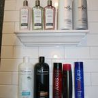 Recessed Bathroom Tile Niches - traditional - shower caddies - dc metro - by Bathroom Tile Shower Shelves