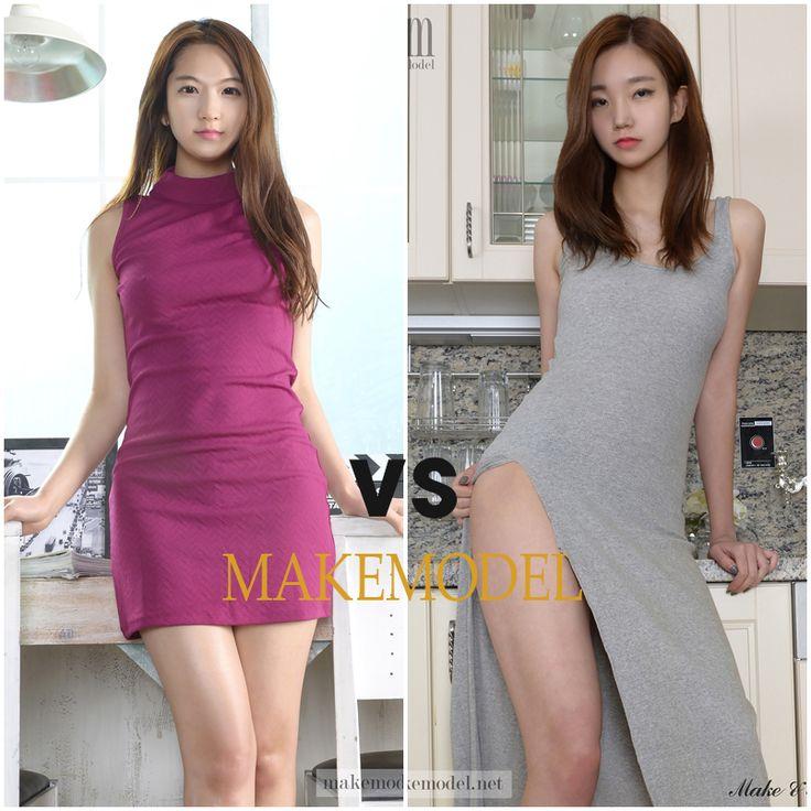 http://blog.naver.com/makebuscar http://www.makemodel.net '청순 VS 섹시' 그녀들의 매력적인 비주얼 … 메이크모델에 차근차근 비교해 보세요.