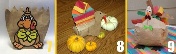 Have some fun making one of these Brown Paper Bag Turkey Crafts for your Fall Party of Thanksgiving Day Table this year. Description from thepartyanimal-blog.org. I searched for this on bing.com/images