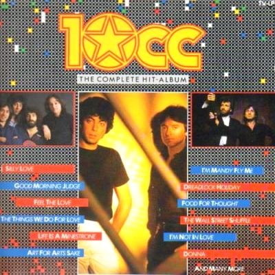 10cc - The Complete Hit Album