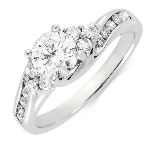 This is the engagement ring I want by Michael Hill