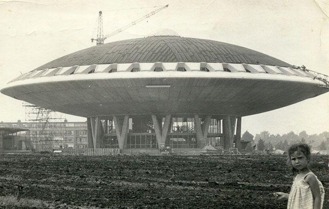 Evoluon Eindhoven 1965