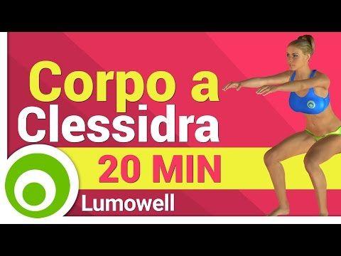 Corpo a Clessidra: Glutei e Fianchi Rotondi, Pancia Piatta e Vita Snella - Esercizi per Donne - YouTube