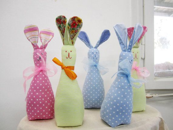 Rabbit, crib toy $13