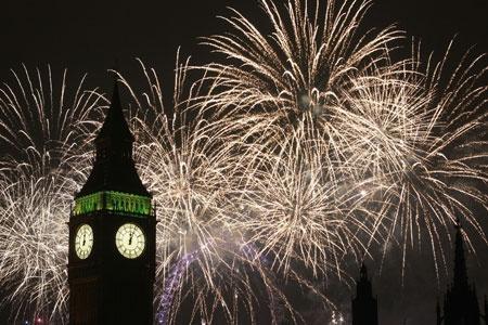 New Year London