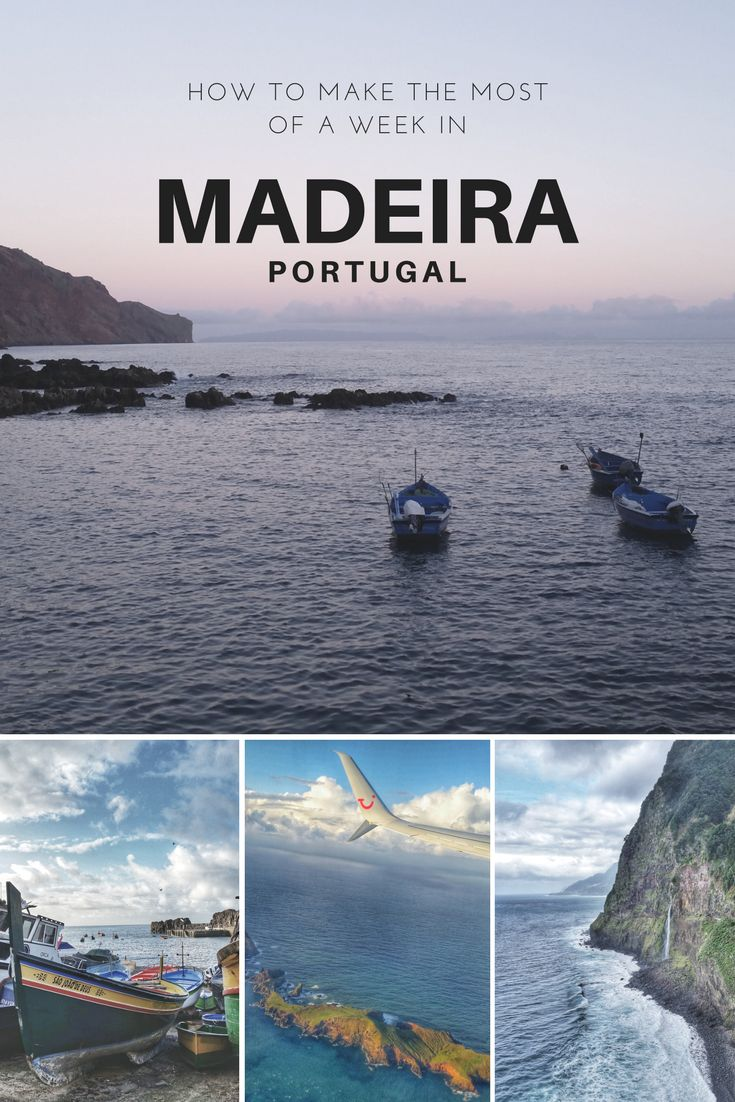 "Madeira is a wonderful island worth discovering. Here's an itinerary to make the most of the ""Pearl of the Atlantic"" even if you only have a week to do it.For Madeira real estate visit www.nobregarealty.com"