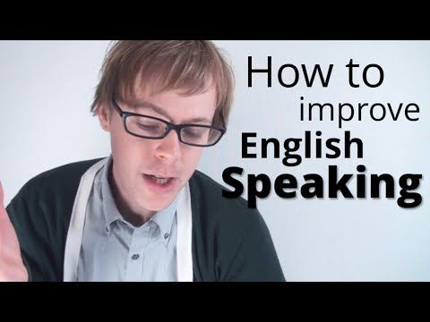 How to Improve English Speaking (3 Tips) -         Repinned by Chesapeake College Adult Ed. We offer free classes on the Eastern Shore of MD to help you earn your GED - H.S. Diploma or Learn English (ESL).  www.Chesapeake.edu