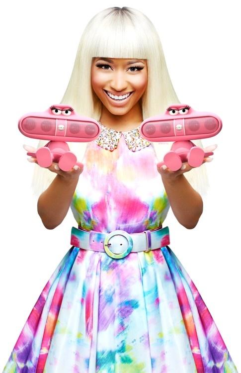 Nicki Minaj beats by Dre