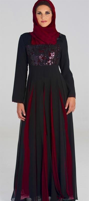 Latest Dubai Abaya Styles