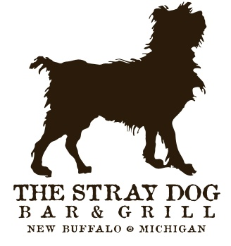 "Try the namesake ""Stray Dog"" - A chicago style hot dog stuffed with cheese, wrapped in bacon, topped with carmelized onions, all on a poppy seed bun. Delicious!"