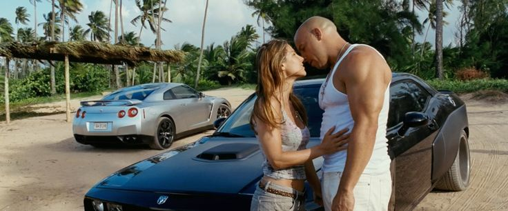 Dolce & Gabbana Classic Tank Top inspired by Dominic Toretto in Fast Five | TheTake