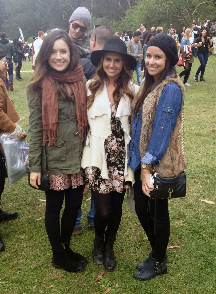 Outside Lands Fashion 2013  The coldest winter I ever spent was my summer in San Francisco!