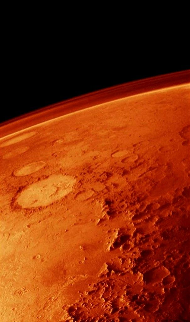 n-a-s-a:    The Atmosphere of Mars