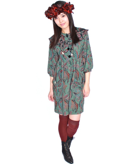 Salem dress $55    https://www.etsy.com/shop/Bazarodrome
