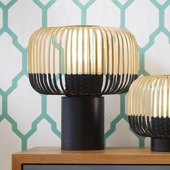 Lampe a poser bamboo light  #Bamboo #Light #Lighting #Arik #Levy #Forestier #livingroom #designLighting #wood