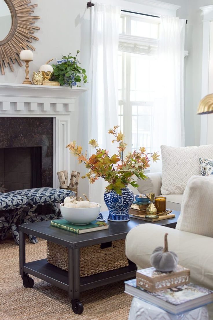 Eclectic Fall Home Tour 2016 - The Home I Create