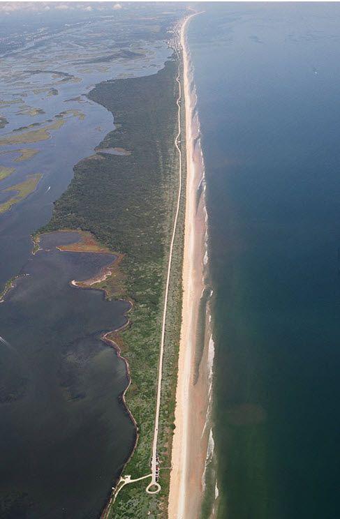 Canaveral National Seashore, New Smyrna Beach--Love walking on the shore here.
