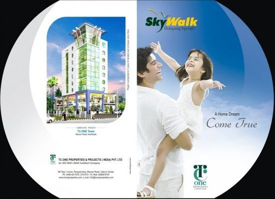 TC-One Sky walk is Calicut's very first township project with a skywalk and it has got many other unique features