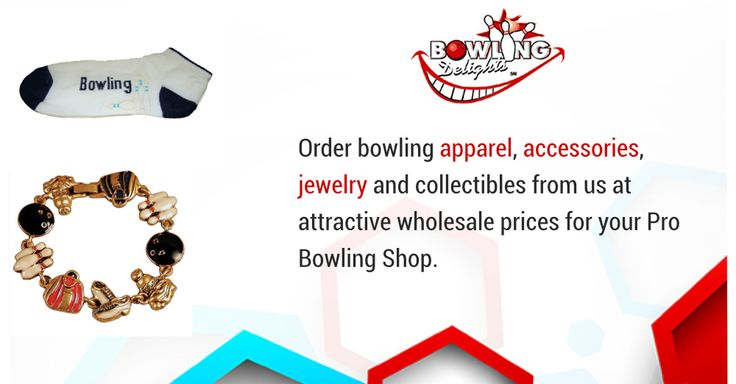 Order bowling apparel, accessories, jewelry and collectibles from us at attractive wholesale prices for your Pro Bowling Shop. #bowling #gifts #products #giftbasket #chocolates #frames #toys #games #novelties #party #high-quality #delivery #giveaway #BowlingDelights #shopping #deals #sale