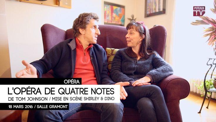L'opéra de 4 notes de Shirley & Dino