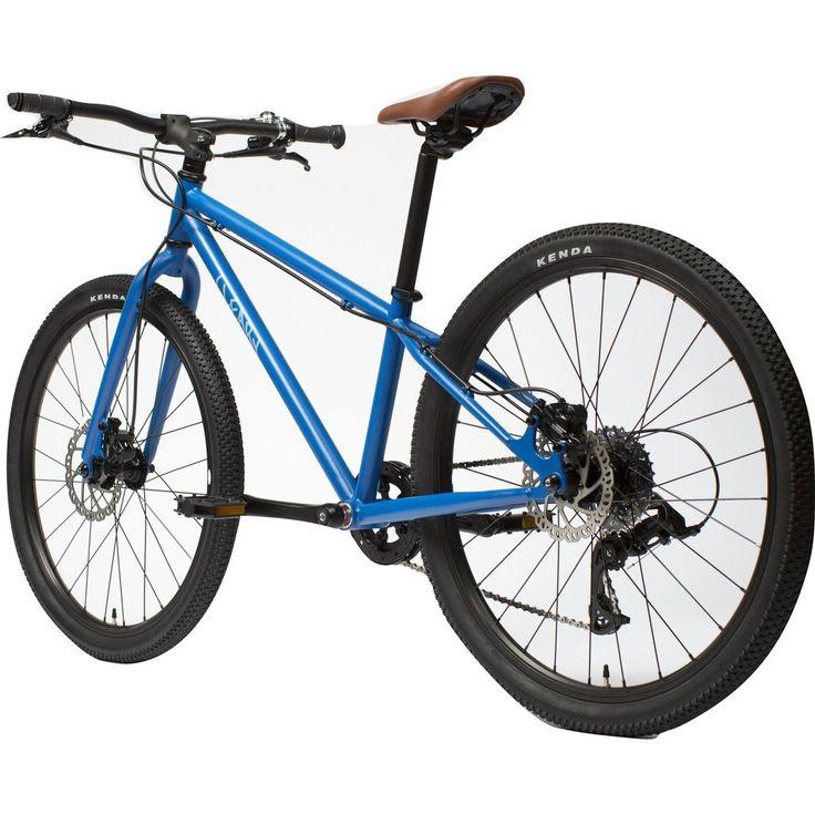 """Cleary Bikes Meerkat 24"""" Bike   Deep Blue"""